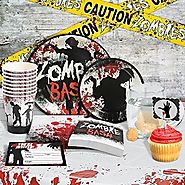 Zombie Deluxe Party Packs (For 8 Guests)