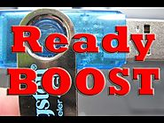 Does ReadyBoost Work? Watch ReadyBoost Work