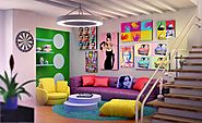 Inspiring Modern Pop Art Interior Design Decor