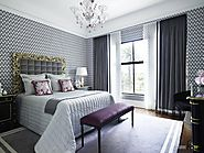 Appealing Bedroom Wallpaper Feature Wall Ideas