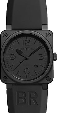 Replique Montre Bell & Ross BR 03-92 Phantom Aviation Ceramique automatique