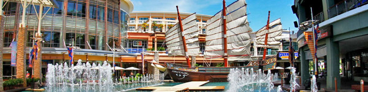 Headline for Shopping Centres in Phuket -A list of bargains for every type of shopper