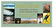 22nd Annual Juried Fine Art Show on the Montauk Green
