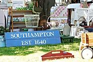 Southampton Antique Fair at the Rogers Mansion