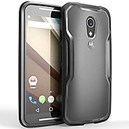 Moto G Case, SUPCASE [Unicorn Beetle Series] for All New Motorola Moto G (2nd Gen.) Phone 2014 Release, Premium Hybri...