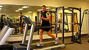 Advanced Interval Cardio on Treadmill