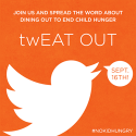 Love No Kid Hungry? Love Twitter? Join us!