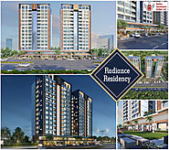 Radiance Residency-Luxurious Apartments in Ahmedabad