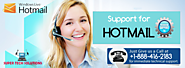 Obtain Instant Customer Service for Outlook/Hotmail Issues