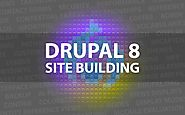 "Welcome to ""Drupal 8 Site Building"""