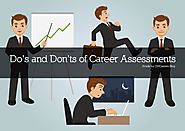 Do's and Don'ts of Career Assessments