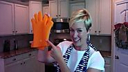 Silicone Cooking Gloves Offer Better Versatility Than Silicone Oven Mitts - Best Grill Gloves, SAFE!