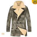 Men's Leather Fur Coat CW878091