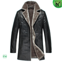 Mens Winter Shearling Sheepskin Coats CW877178