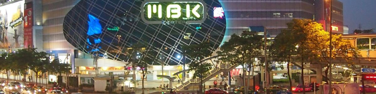 Headline for Top Shopping Malls in Riverside Bangkok – Enjoy a Delightful Shopping Spree