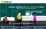 BR Hotel readymade app solution similar to OYO app.