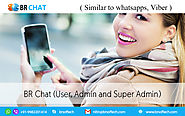 BR Chat Similar to whatsapp, Viber