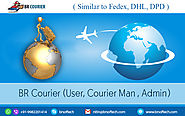 BR Courier Similar to Fedex, DHL, DPD