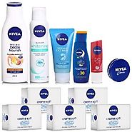 Complete Skin Care By NIVEA