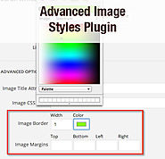 Advanced Image Styles