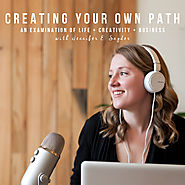 Creating Your Own Path by Jennifer Snyder