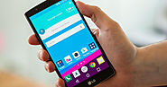 LG's leather-wrapped G4 is no dominatrix, but it does dominate