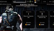 Kold War Sub-Zero Challenge | Who You Need For Challenge? - MKX