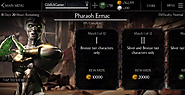 Pharaoh Ermac Challenge - Who Do You Need For Challenge? - MKX