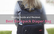 Best Backpack Diaper Bags (Parents Take A Sigh)