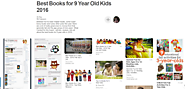 Best Books for 9 Year Old Kids 2016 - Pinterest
