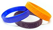 Silicone Wristband As a Great Marketing Tool
