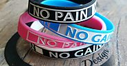 Best Way to Motivate Yourself To Lose Weight - Motivational Rubber Bracelets