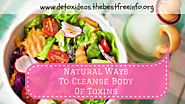 Foods That Help Remove Toxins From The Body on Flipboard