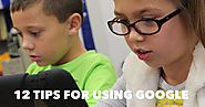 12 tips for using Google Apps with young students