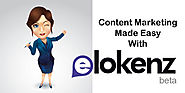 How To Use Elokenz - A New Easy Content Marketing Tool