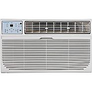 "Keystone KSTAT12-1C 12000 BTU 115V Through-the-Wall Air Conditioner with ""Follow Me"" LCD Remote Control"
