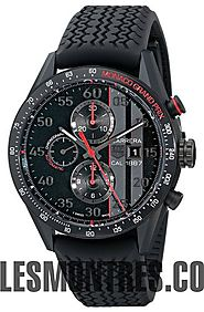 Replique TAG Heuer Carrera Calibre 1887 Grand Prix Chronographe Monaco CAR2A83.FT6033