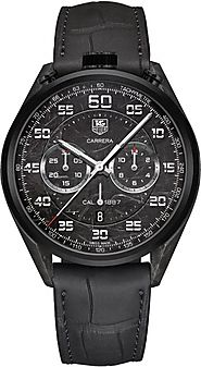 Replique TAG Heuer Carrera Calibre 1887 Automatique Chronographe 45mm CAR2C90.FC6341