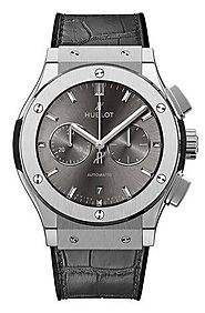 Replique Hublot Classic Fusion Racing Gris Chronographe Titane 42mm 541.NX.7070.LR
