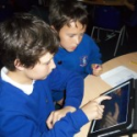Year 6 enjoy new teaching resource: LearnPads | Eagleswell Primary School