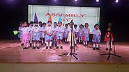 GIIS, Abu Dhabi ASSEMBLY BY kG1-N