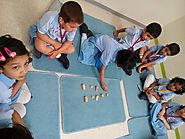 Montessori Activity by KG1 E