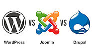 WordPress vs Joomla vs Drupal - Which One is Better?