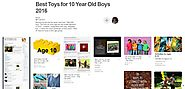 Best Toys for 10 Year Old Boys 2016