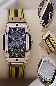 Replique Hublot Spirit of Big Bang Pour Bruce Lee 75e anniversaire 601.CI.1138.VR.BLF15
