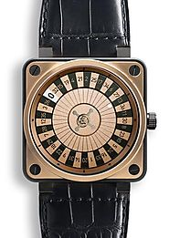 Replique Montre Bell & Ross BR 01-92 Casino BR0192-CASINO-PGCA