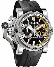 Replique Graham Chronofighter Oversize Diver Turbo Montre Homme 2OVES.B15A