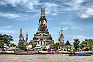 Attractions along the Chao Phraya