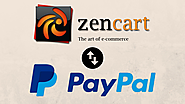 Integrate PayPal Standard with Zen Cart With Easy Steps