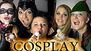 COSTUME PARTY! | Girls Play AFK | 4